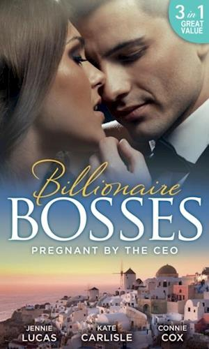 Pregnant By The Ceo: Sensible Housekeeper, Scandalously Pregnant / She's Having the Boss's Baby / The Baby Who Saved Dr Cynical (Mills & Boon M&B) af Jennie Lucas