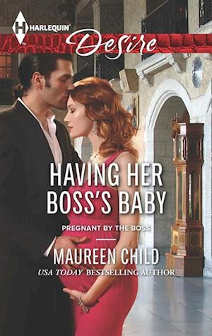 Having Her Boss's Baby (Mills & Boon M&B) (Positively Pregnant, Book 1) af Susan Mallery
