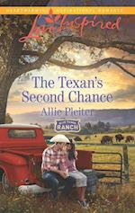 Texan's Second Chance (Mills & Boon Love Inspired) (Blue Thorn Ranch, Book 3)
