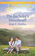 Bachelor's Sweetheart (Mills & Boon Love Inspired) (The Donnelly Brothers, Book 3)