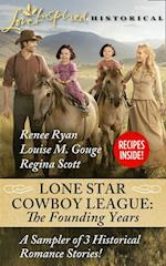 Family For The Rancher (Mills & Boon Love Inspired Historical) (Lone Star Cowboy League: The Founding Years, Book 2)