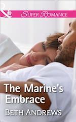 Marine's Embrace (Mills & Boon Superromance) (In Shady Grove, Book 7)