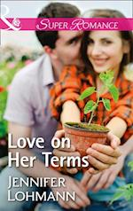 Love On Her Terms (Mills & Boon Superromance)