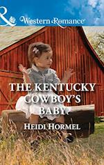 Kentucky Cowboy's Baby (Mills & Boon Western Romance) (Angel Crossing, Arizona, Book 4)