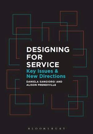 Bog, paperback Designing for Service af Daniela Sangiorgi