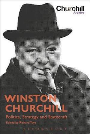 Bog, hardback Winston Churchill af Richard Toye
