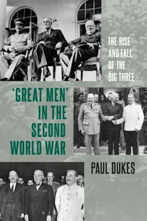 Bog, paperback Great Men in the Second World War af Paul Dukes