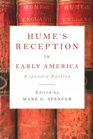Bog, paperback Hume's Reception in Early America af Mark G. Spencer