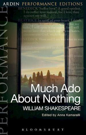Bog, paperback Much ADO about Nothing af William Shakespeare