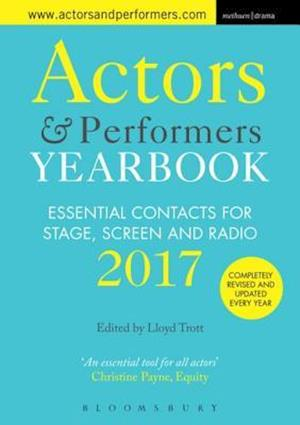 Actors and Performers Yearbook 2017