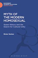 Myth of the Modern Homosexual (Gender Studies Bloomsbury Academic Collections)