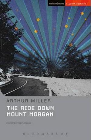 Bog, hardback The Ride Down Mt. Morgan af Arthur Miller