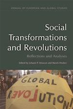 Social Transformations and Revolutions (Annual of European and Global Studies)