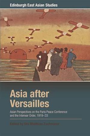 Bog, hardback Asia After Versailles