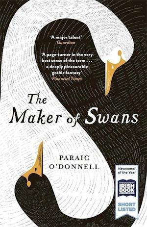 Bog, paperback The Maker of Swans af Paraic O'Donnell