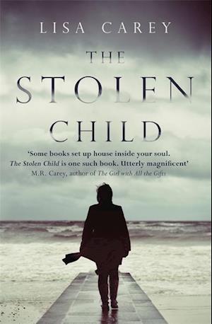 Bog, paperback The Stolen Child af Lisa Carey