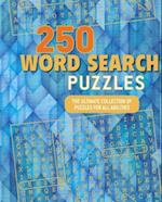 250 Wordsearch Puzzles