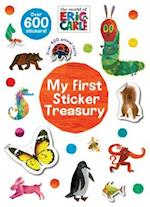 The World of Eric Carle My First Sticker Treasury (Deluxe Sticker Encyclopedia)