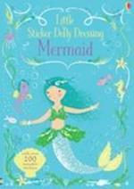 Little Sticker Dolly Dressing Mermaid (Sticker Dolly Dressing)