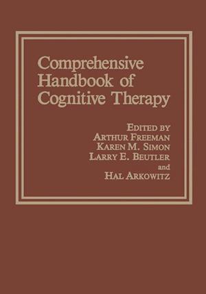 Comprehensive Handbook of Cognitive Therapy af Hal Arkowitz
