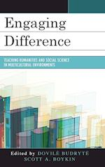 Engaging Difference af Dovile Budryte