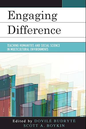 Bog, paperback Engaging Difference af Dovile Budryte