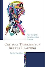 Critical Thinking for Better Learning