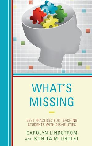 What S Missing af Carolyn Lindstrom, Bonita M. Drolet