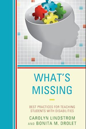 Bog, paperback What S Missing af Bonita M. Drolet, Carolyn Lindstrom