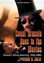Count Dracula Goes to the Movies