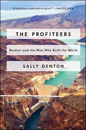 Bog, paperback The Profiteers af Sally Denton