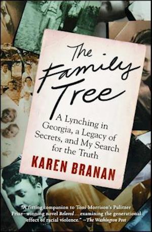Bog, paperback The Family Tree af Karen Branan