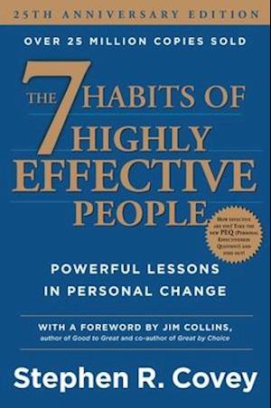The 7 Habits of Highly Effective People af Stephen R Covey