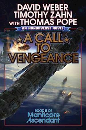 Bog, hardback A Call to Vengeance af David Weber