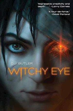 Bog, hardback Witchy Eye af D. J. Butler