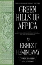 Green Hills of Africa (Hemingway Library Edition)