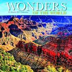 Wonders of the World 2017 Calendar
