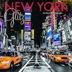 New York Glitz 2017 Calendar