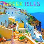 Greek Isles 2017 Calendar