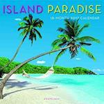 Island Paradise 2017 Calendar