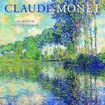 Claude Monet 2017 Calendar
