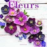 Fleurs 2017 Calendar