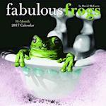 Fabulous Frogs 2017 Calendar