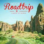 American Road Trip 2017 Calendar