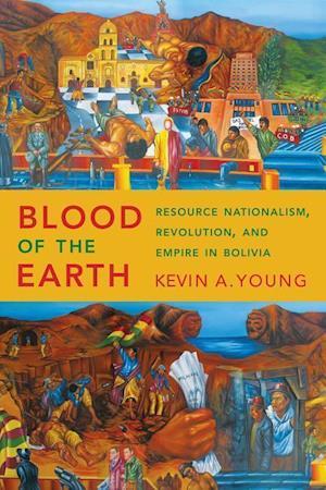 Bog, hardback Blood of the Earth af Kevin A. Young