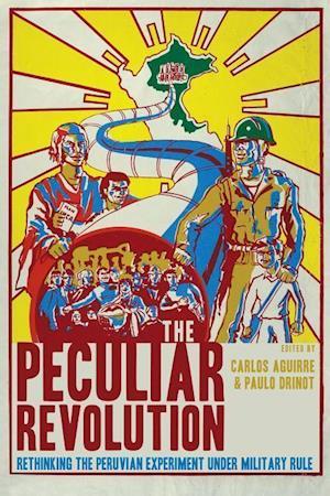 Bog, paperback The Peculiar Revolution