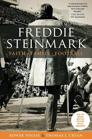 Bog, paperback Freddie Steinmark af Bower Yousse, Thomas J. Cryan