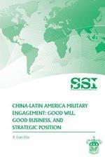 China-Latin America Military Engagement af R. Evan Ellis