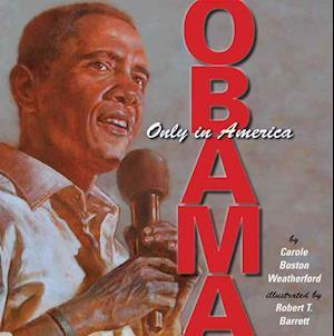 Obama af Carole Boston Weatherford