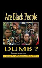 Are Black People Dumb? Taking a Good Look in the Mirror